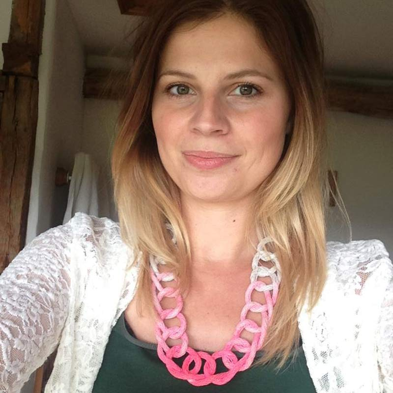 Jewellery Review Saloukee Neon Necklace