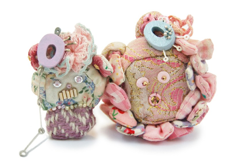 Sally Collins Superfrilly Jewellery
