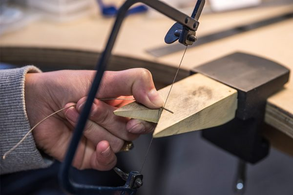 Creative Business Jewellery Sawing