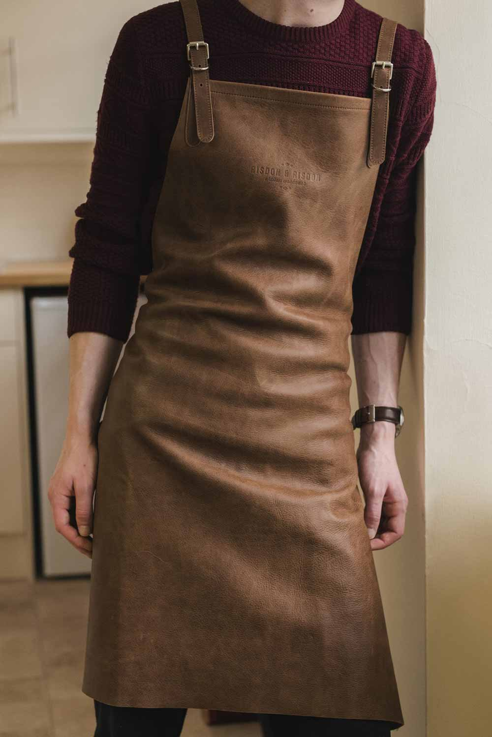 Third Anniversary Gift Ideas Leather Apron