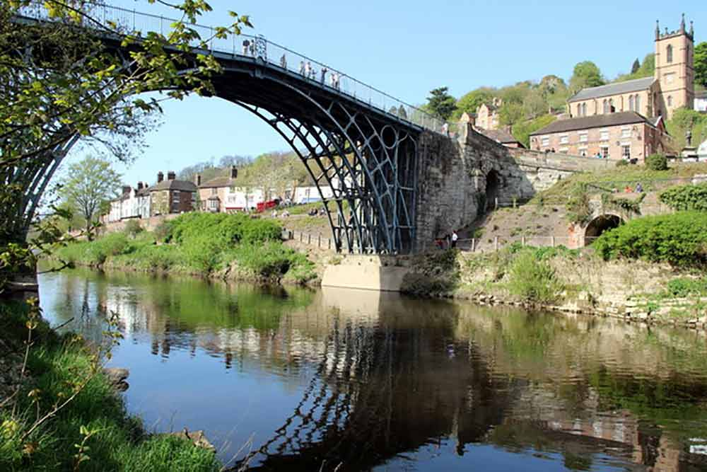 Sixth wedding anniversary gift ideas Ironbridge Gorge Museums
