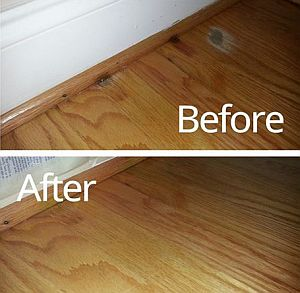 Hardwood Floor Care Salpeck S Furniture Service