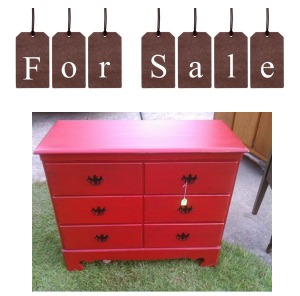 Click Here to See Refinished Furniture For Sale