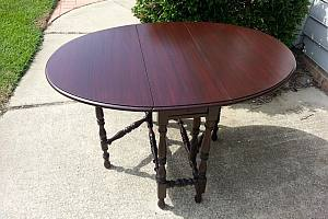 How much does it cost to refinish a dining table?   Salpeck's