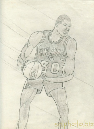 http://espn.go.com/nba/player/_/id/715/david-robinsonhttp://www.basketball-reference.com/players/r/robinda01.htmlhttp://www.biography.com/people/david-robinson-21101291http://www.nba.com/spurs/features/robinson_71_points.htmlOne of the most remarkable achievements of David Robinson's career took place on April 24, 1994 against the Los Angeles Clippers. Entering the game trailing Shaquille O'Neal by 33 points in the race for the NBA scoring title, David scored 71 points on the Clippers and won the scoring title in the very last game of the regular season, averaging 29.8 points for the year. Shaq finished the season averaging 29.3 points. Only four other players have scored over 70 points in NBA history – Wilt Chamberlain, Elgin Baylor, David Thompson and mostly recently Kobe Bryant. David Robinson: In Ship Shape https://youtu.be/WlcOH_Kdirw