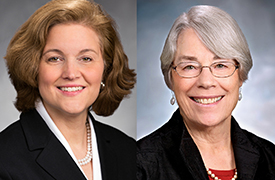 Senator Christine Rolfes and Rep. Ruth Kagi - League of Education Voters