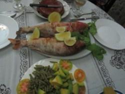 Dinner at Casa Jesus Trinidad