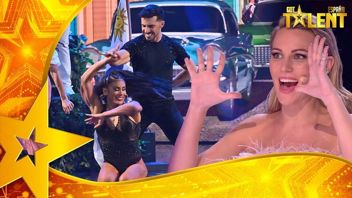 Stefanny-y-Michael-riden-homenaje-a-Latinoamerica-con-Salsa-en-Got-Talent-Espana