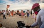 23.07.2016 Salsa am Strand in Neustadt - mit DJ