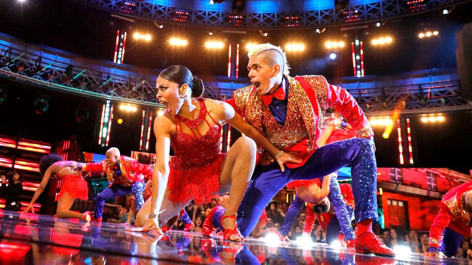 "World of Dance highlight ""Swing Latino - The Duels"" (NBC.com)"