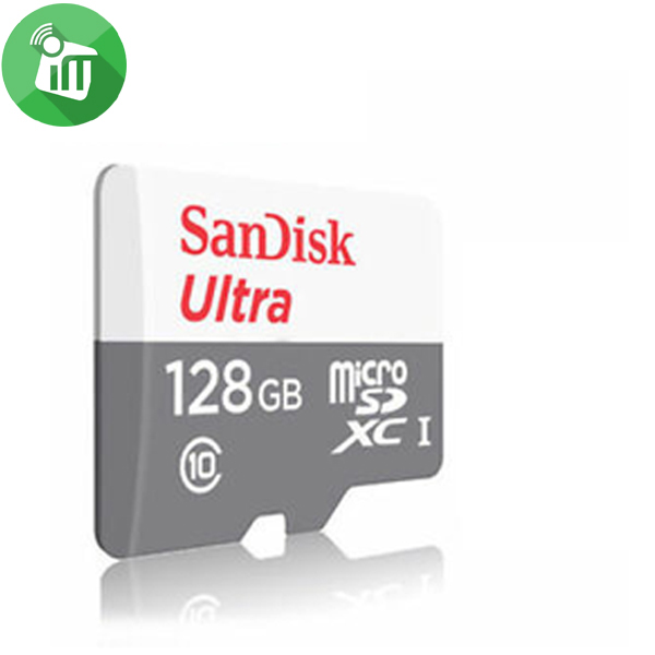 SanDisk Ultra 128GB microSDXC UHS-I Card 80MB/s 533X
