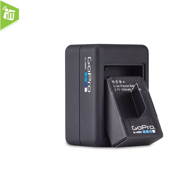 GoPro Dual Battery Charger For HERO3+/HERO3