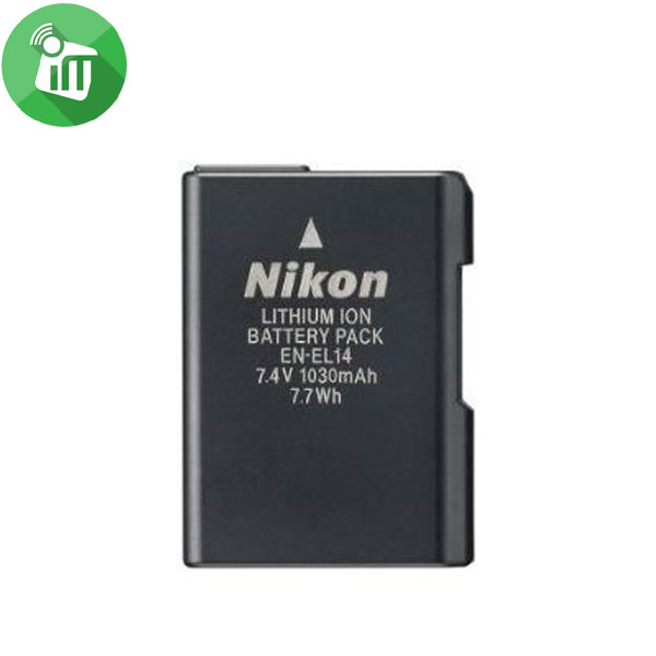 Nikon EN-EL14 Rechargeable Battery