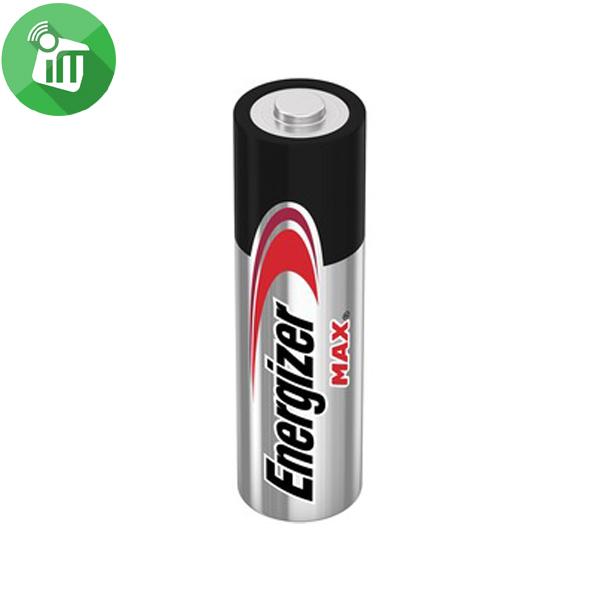 Energizer 2PCS AA Max + Powerseal Batteries 1.5V