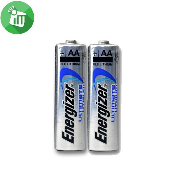 Energizer 2PCS AA Ultimate Lithium 1.5V