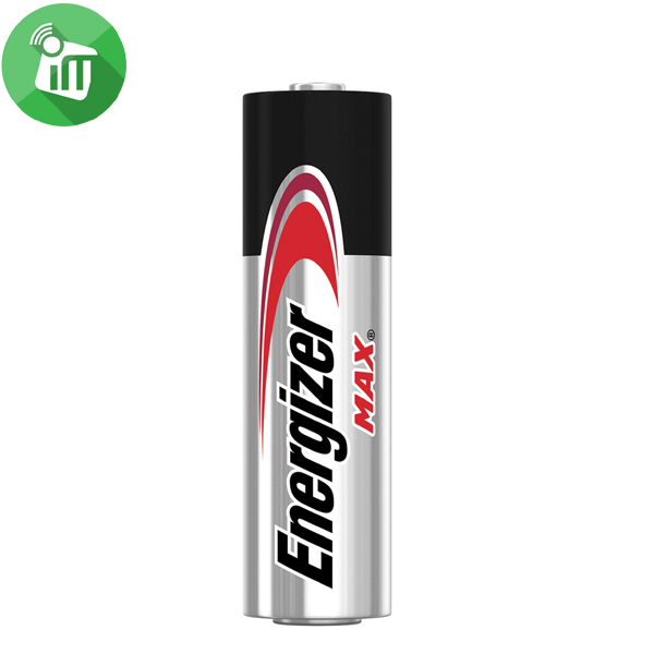 Energizer 4PCS AA Max + Powerseal Batteries 1.5V