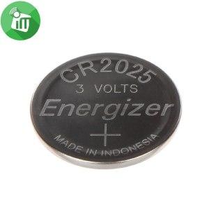 Energizer Lithium Battery CR2025 - 3V