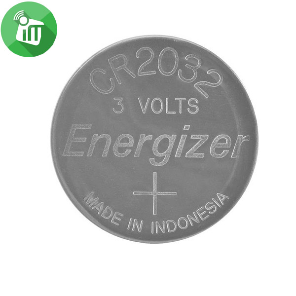 Energizer Lithium Battery CR2032 - 3V