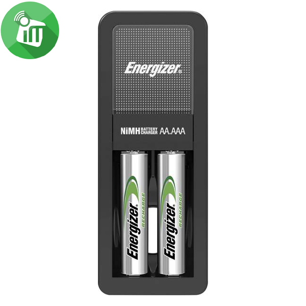 Energizer Mini Charger Batteries With 2PCS AAA Recharge Battery 700mAh