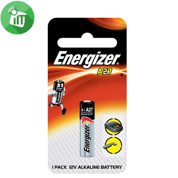 Energizer Super Alkaline Battery 27A - 12V