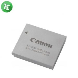 Canon Camera Battery Pack NB-4L