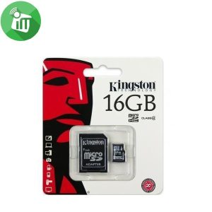 Kingston 16GB Class 4 SDHC Micro Memory card