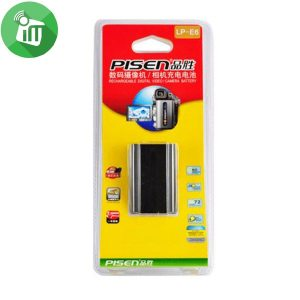 Pisen LP-E6 Camera Battery Charger for Canon EOS