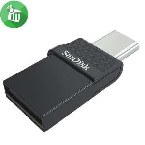 SanDisk Dual Drive TYPE-C USB 2.0 OTG Flash Drive