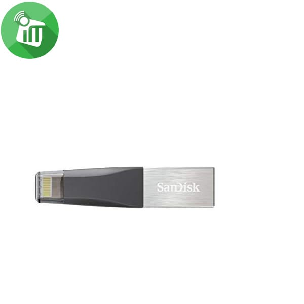 SanDisk Ixpand Mini Flash Drive FOR YOUR IPHONE AND IPAD