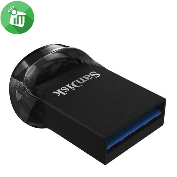 SanDisk Ultra Fit USB 3.1 Flash Drive 64GB