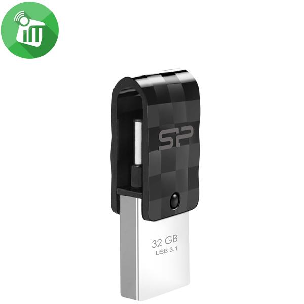 Silicon Power C31 32GB USB Type-C OTG USB 3.1 Flash Drive