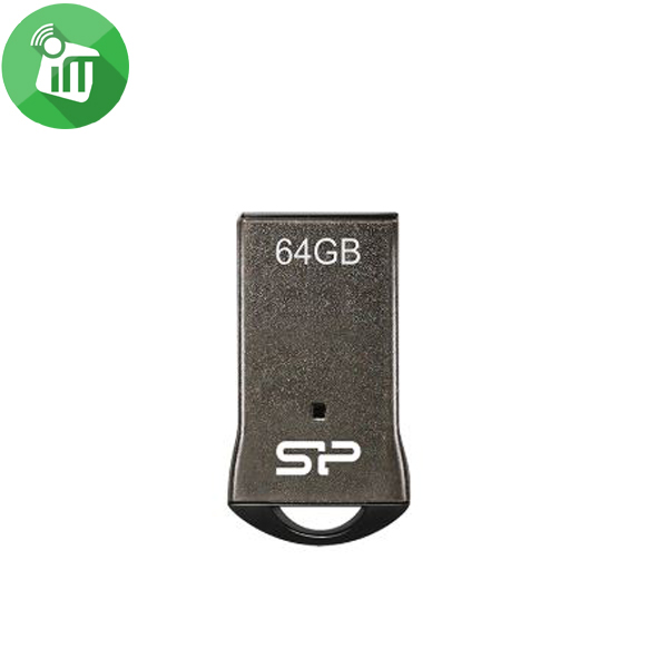 Silicon Power Touch T01 64GB USB 2.0 Flash Drive