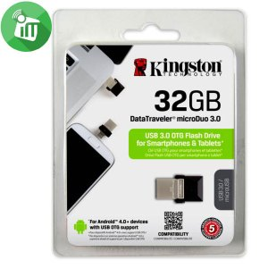 Kingston DataTraveler microDuo USB OTG 32GB