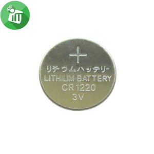 qoop Lithium Ion Battery CR1220 3V