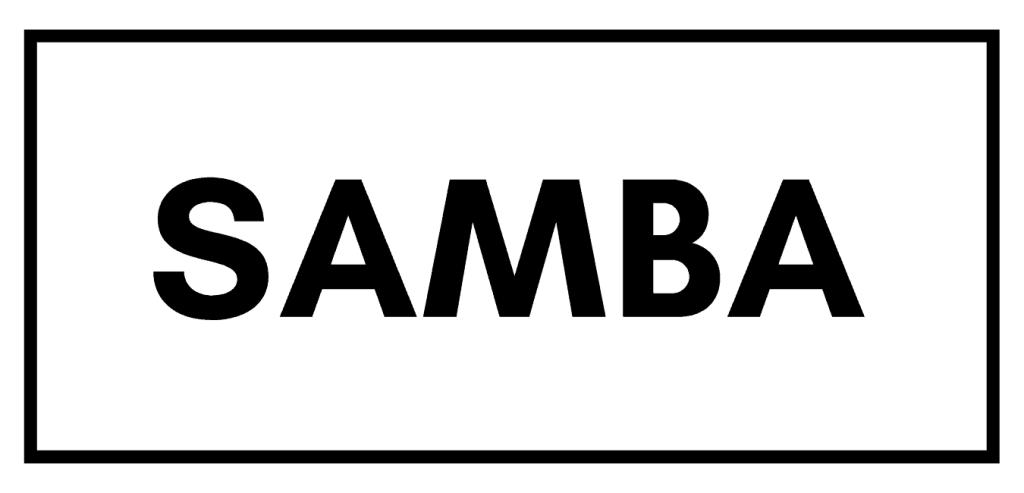 Samba dance banner