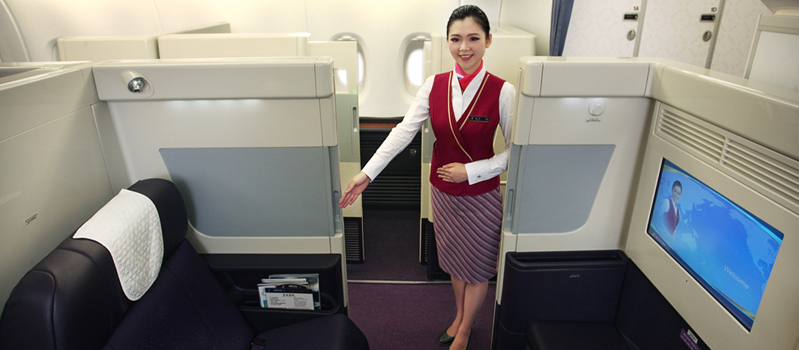 Using Delta Skymiles For A First Class Suite On China