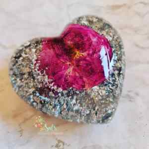 Puffy heart Paperweight