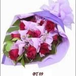 BT09-1 Bunga Tangan