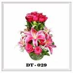 DT291 Bunga Meja