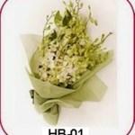 HB01-1 Bunga Tangan