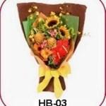 HB03-1 Bunga Tangan