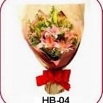 HB04-1 Bunga Tangan