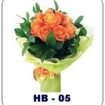 HB05-2 Bunga Tangan