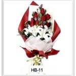HB11-1 Bunga Tangan