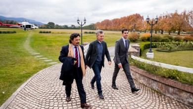 Photo of Macri en Salta se reunió con Urtubey y Sáenz