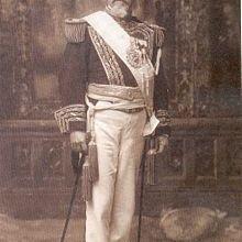 Photo of Gral. Julio Argentino Roca