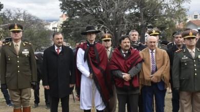 Photo of Sáenz presenció los actos de homenaje al General Güemes