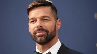 Photo of Ricky Martin comparte la primera foto de cara de su pequeña hija