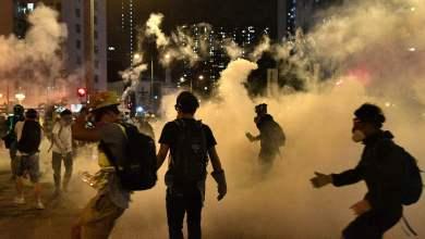 Photo of El Gobierno de China envía una dura advertencia a manifestantes de Hong Kong