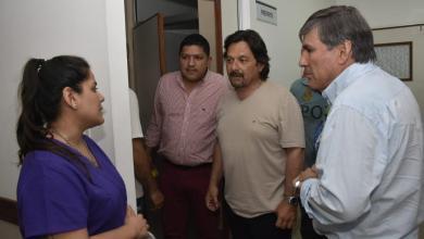 Photo of Sáenz recorrió el norte de la provincia pese a las amenazas